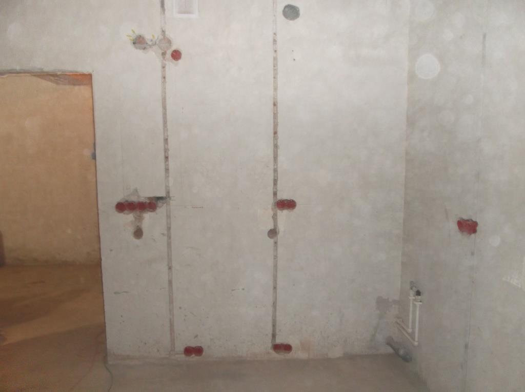 Кухня, стена А2