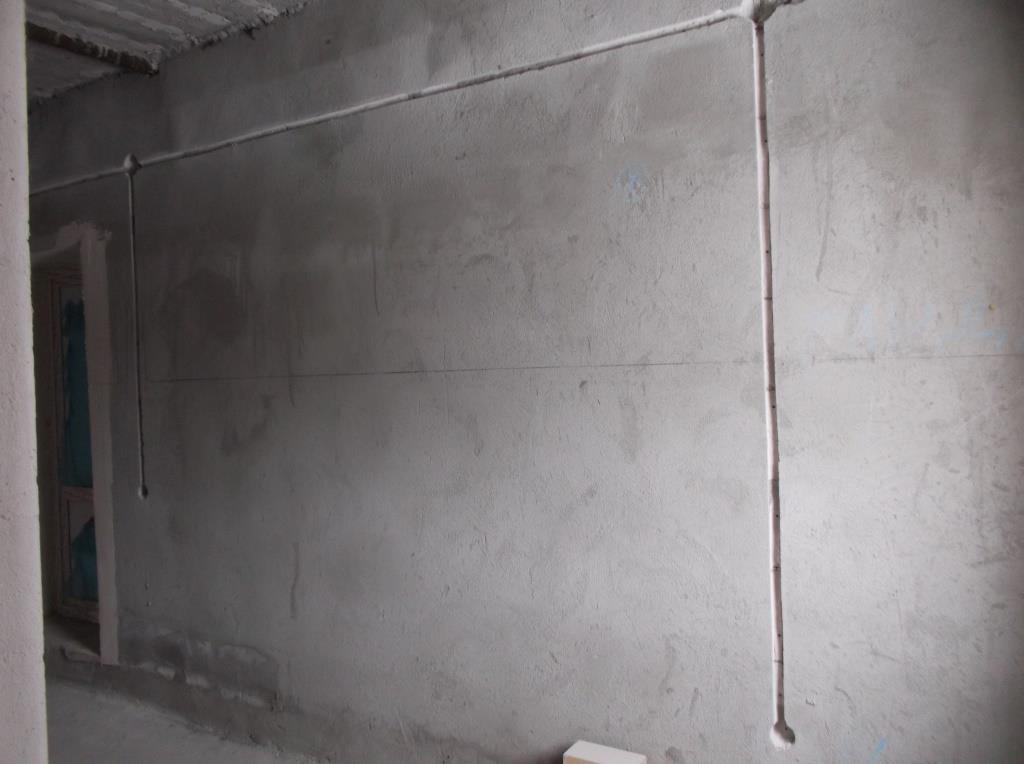 Проводка в стене