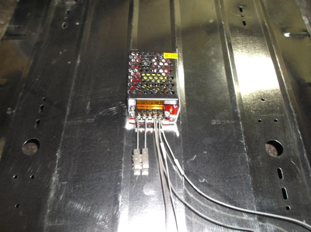 Светодиодный светильник Армстронг - блок питания.