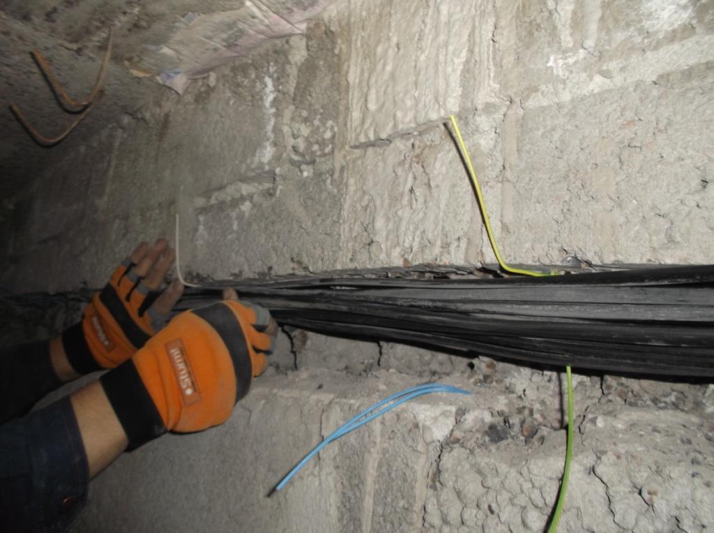 Укладка провода 5