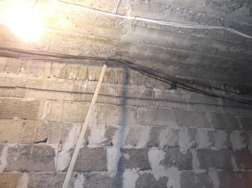 Укладка провода 8