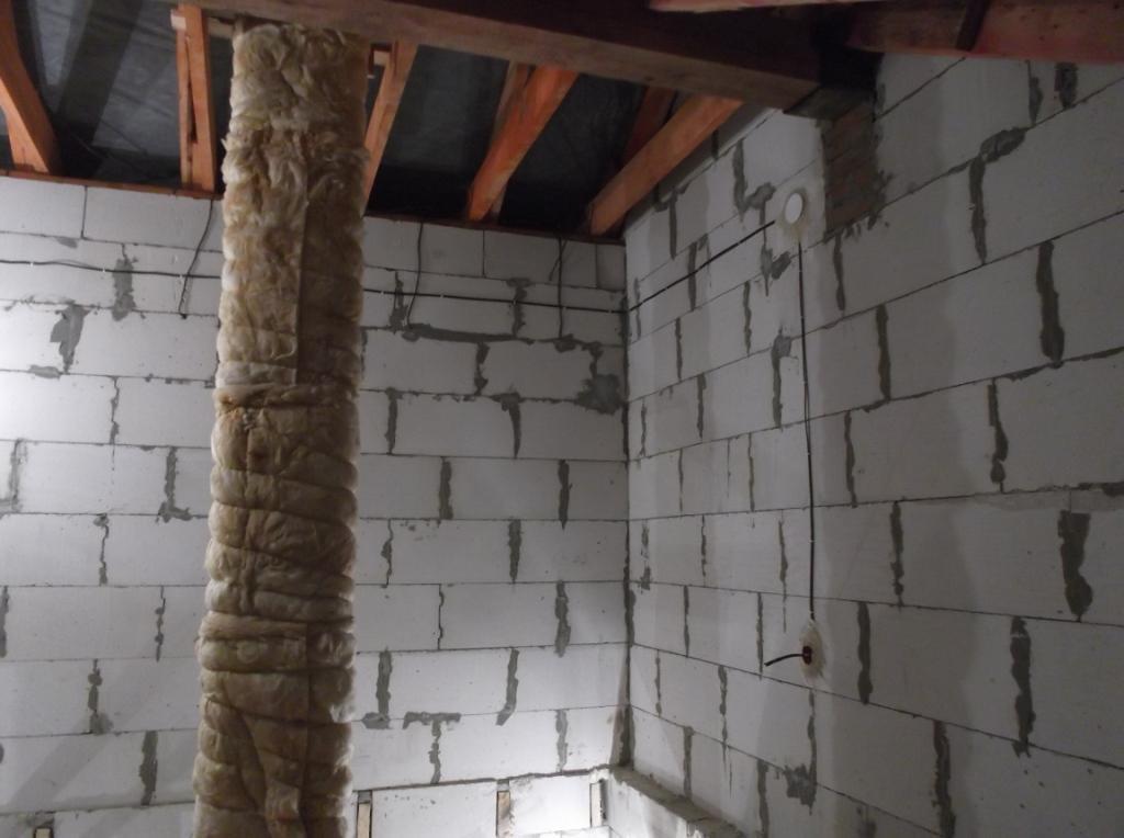 Электропроводка смонтирована 3 этаж 2