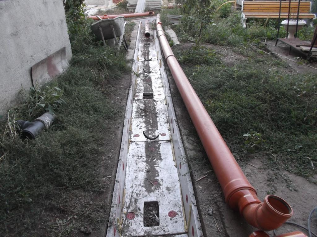 kanalizaciya-s-podogrevom-predvaritelnaya-sborka-1