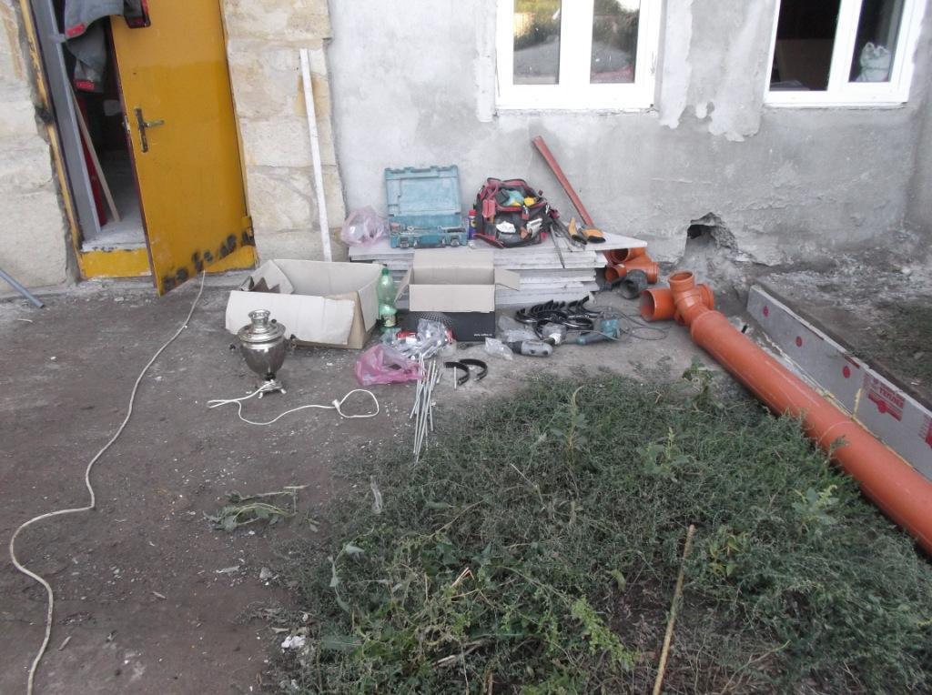 kanalizaciya-s-podogrevom-predvaritelnaya-sborka-2