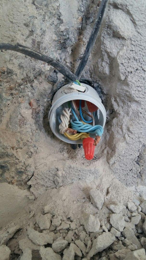 Услуги электрика в Оренбурге замена электропроводки 10