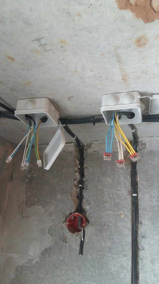 Услуги электрика в Оренбурге замена электропроводки 15