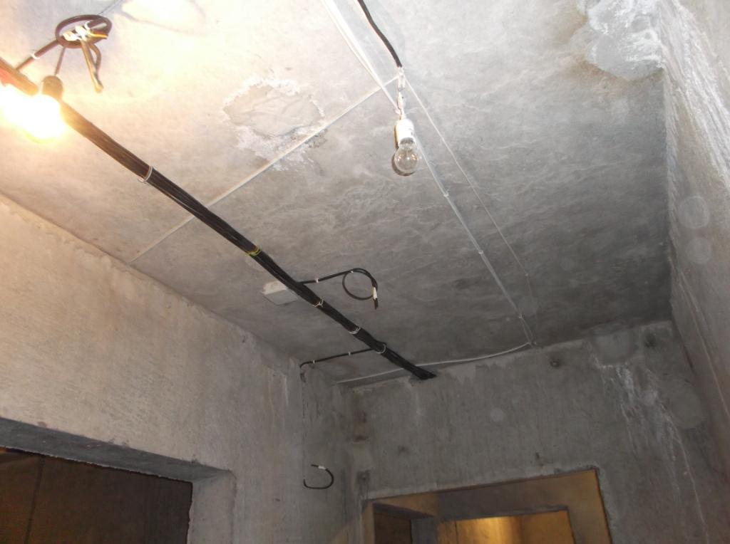 Услуги электрика в Оренбурге замена электропроводки 30