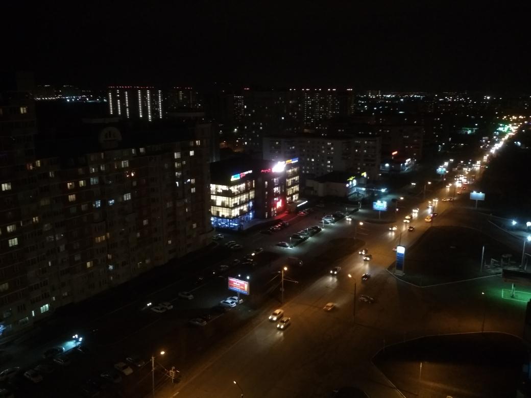 Вид из окна 4
