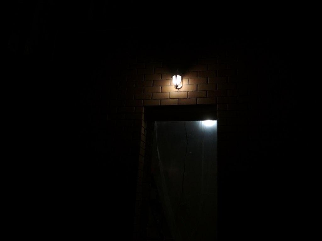 Электромонтажные работы Оренбург фасадные светильники 12
