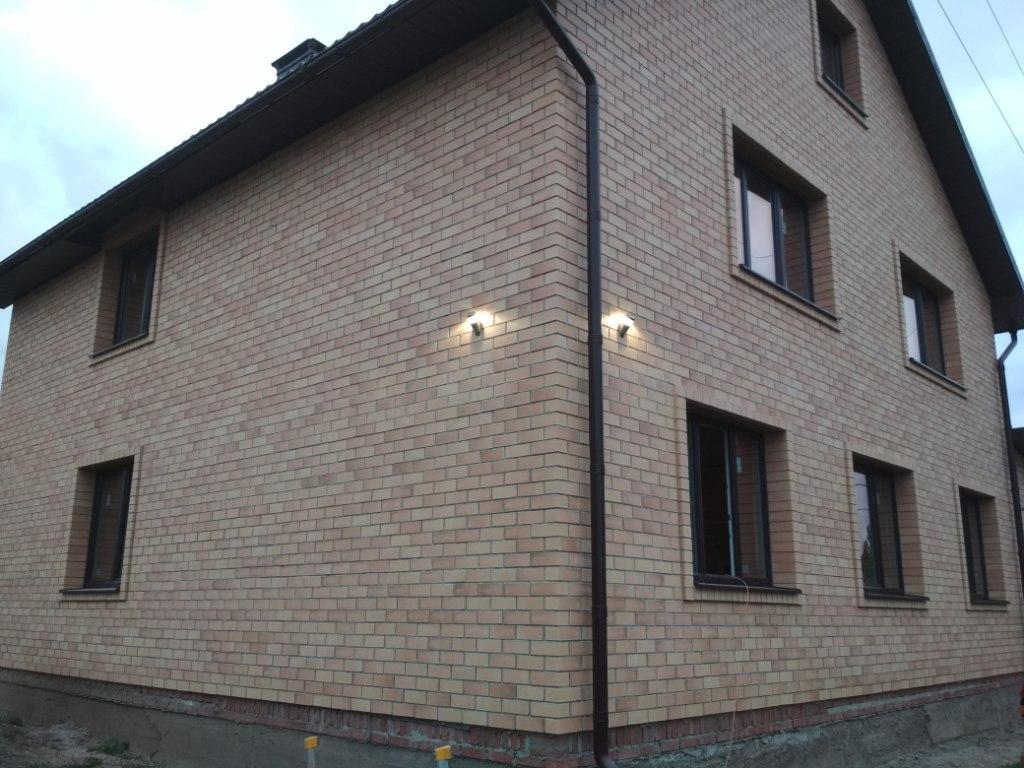 Электромонтажные работы Оренбург фасадные светильники 3