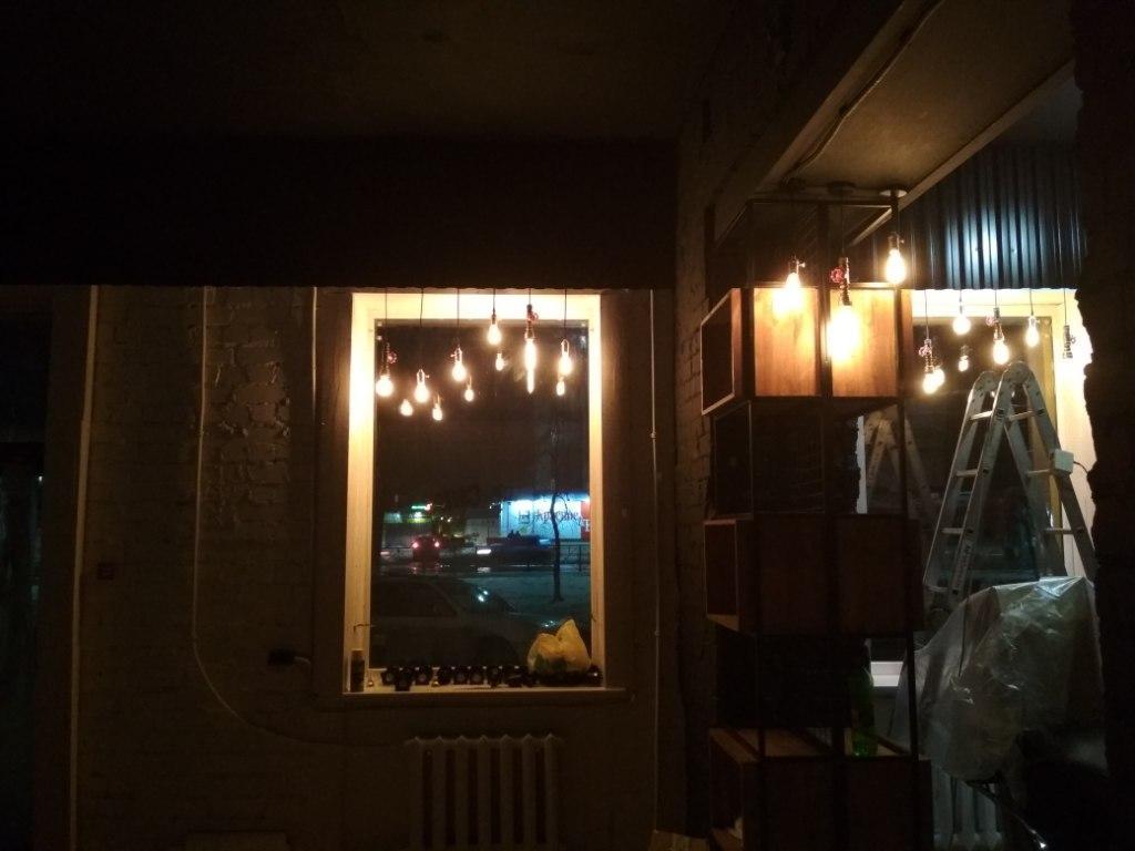 Лампы Эдисона 30